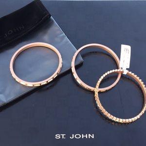 St John Bracelets